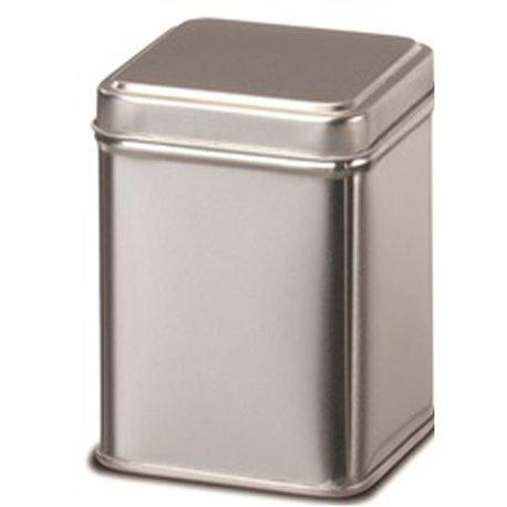 Boîte alimentaire en metal L14cm - H21cm