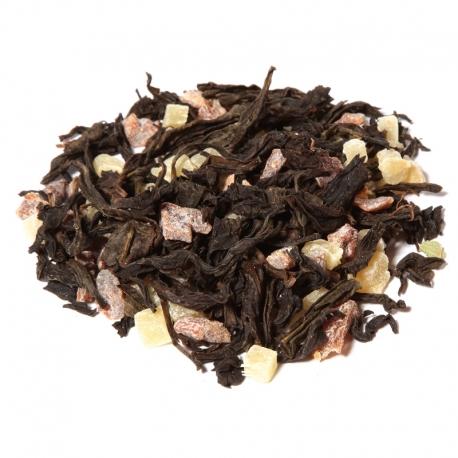 Thé noir Abricot-pêche arôme naturel