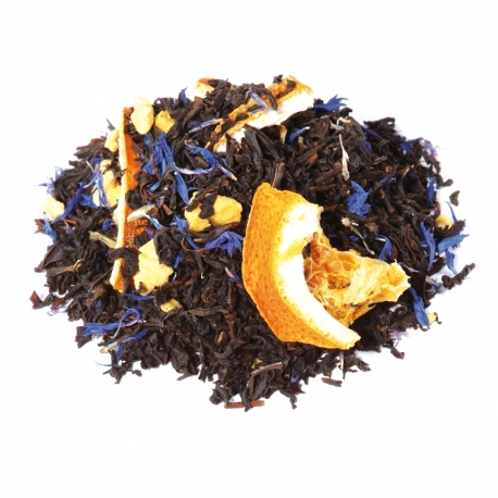 Earl Grey deluxe lady star arôme naturel : Saveur bergamote-agrumes