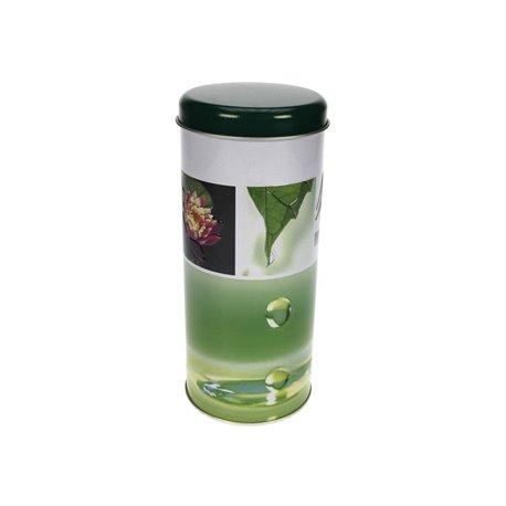 Boîte alimentaire en inox D7cm - H17cm