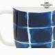 Tasse Porcelaine Places Bleu - Collection Kitchen's Deco by Bravissima Kitchen