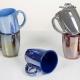 Ensemble de jarres Vaisselle Bleu (6 pcs) - Collection Kitchen's Deco by Bravissima Kitchen
