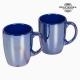 Ensemble de jarres Vaisselle Blue marine (6 pcs) - Collection Kitchen's Deco by Bravissima Kitchen