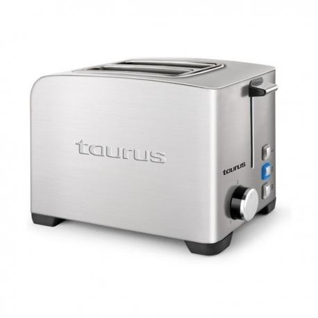 Grille-pain Taurus MyToast II Legend 850W Acier inoxydable