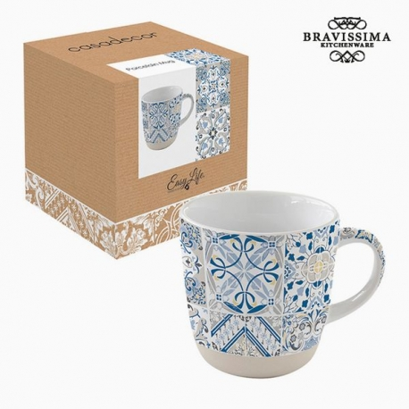 Tasse Porcelaine Mosaïque by Bravissima Kitchen