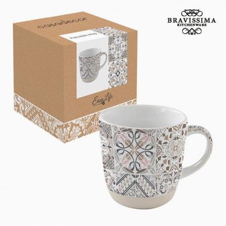 Tasse Porcelaine Mosaïque by Bravissima Kitchen