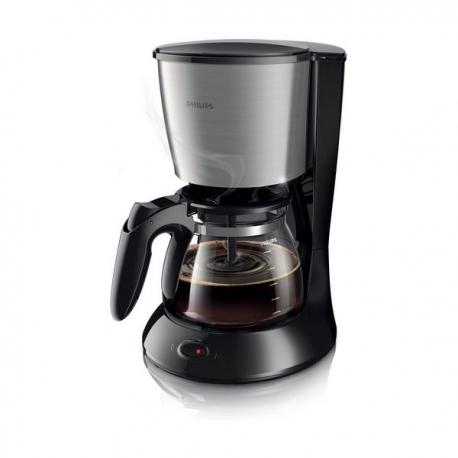 Cafétière électrique Philips HD7462/20 (15 Tazas) (15 tasses) Noire