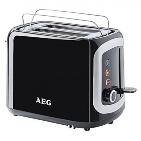 Grille-pain Aeg AT3300 940W Noir