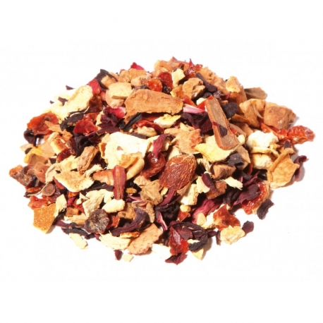 Tisane Tulsi Orange Gingembre BIO