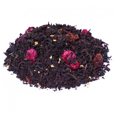 Thé noir Mountain herbs BIO