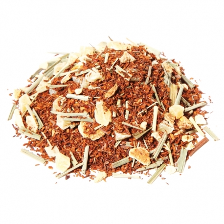 Rooibos Gingembre-citron naturel