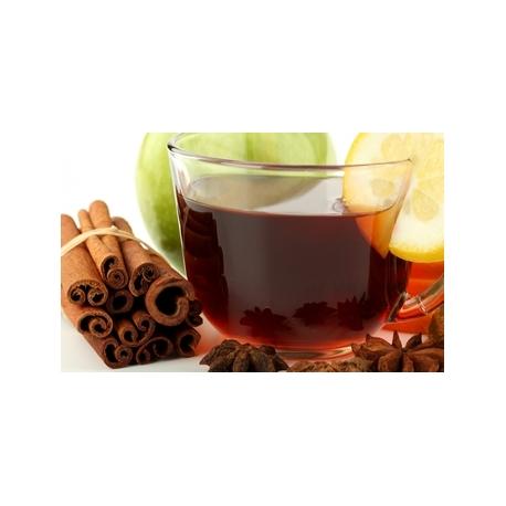 Thé noir aromatisé